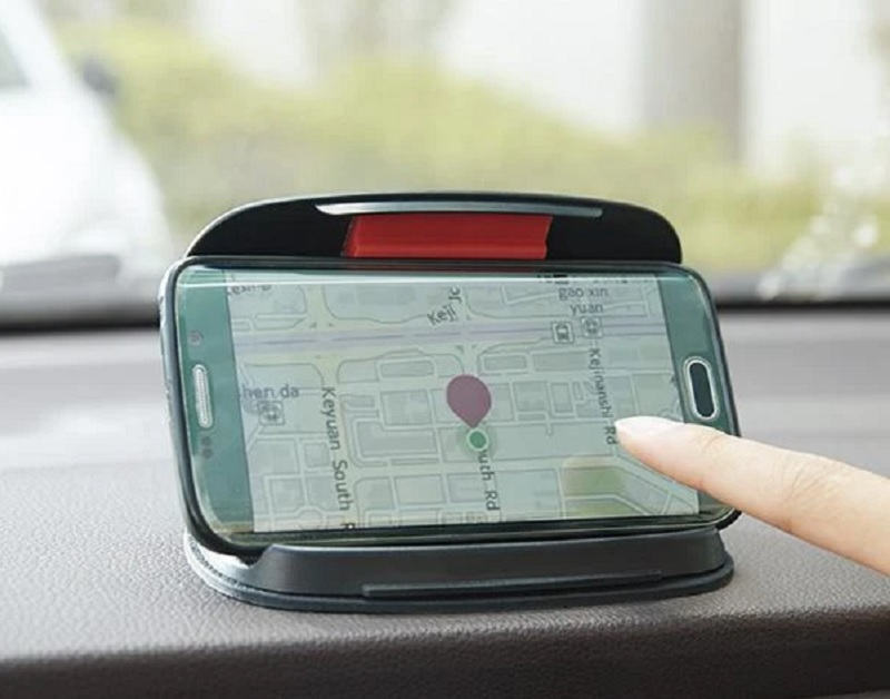 GPS de carro em Chicago