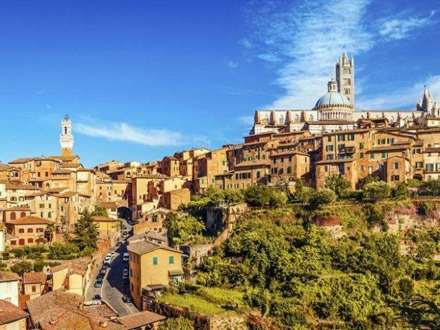 Como alugar um carro em Siena na Itália