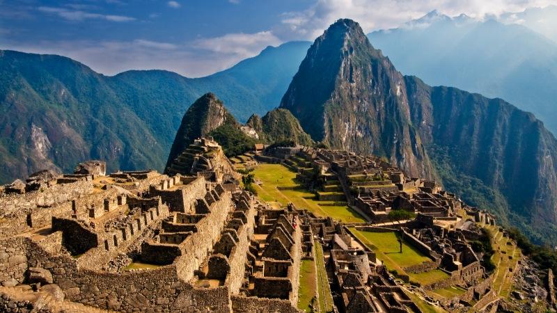 Aluguel de carro em Machu Pichu no Peru