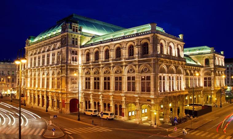 Edifício na Áustria