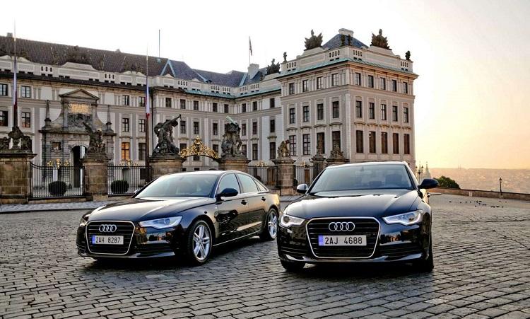 Carro em Praga e República Checa