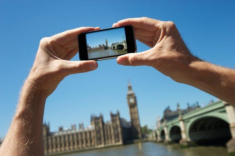 Chip para usar a internet do celular na Europa à vontade