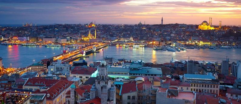 Aluguel de carro em Istambul