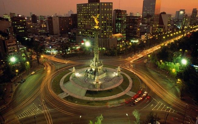 Aluguel de carro em todo o México