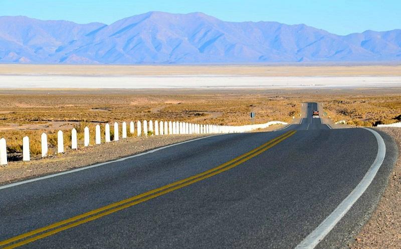 Aluguel de carro na Argentina - Estradas