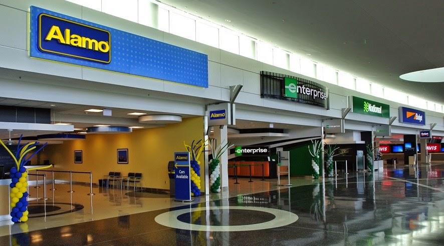 Locadoras de carro no Aeroporto de Orlando