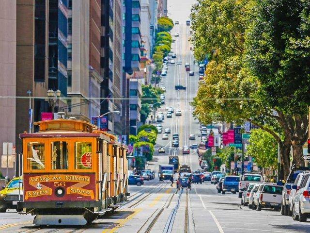 Melhores locadoras de carro em San Francisco