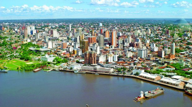 Aluguel de carro no Paraguai