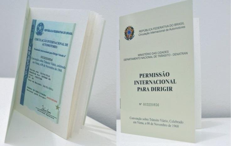 PID Permissão Internacional para Dirigir